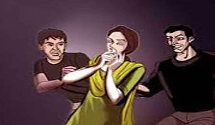 बिहार में शौच के लिए गई शादीशुदा महिला के साथ सामूहिक दुष्कर्म