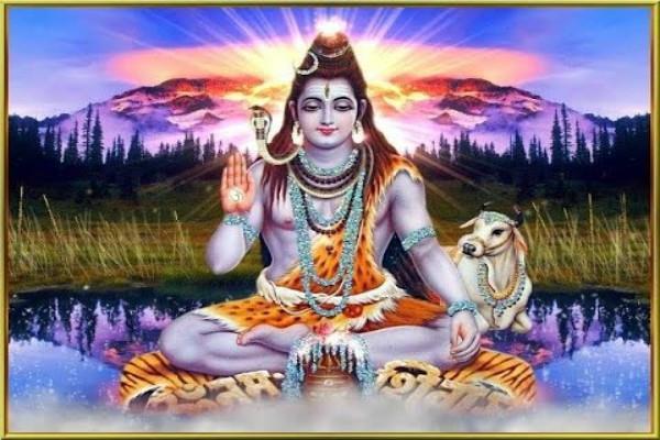 भगवन शिव शंकर