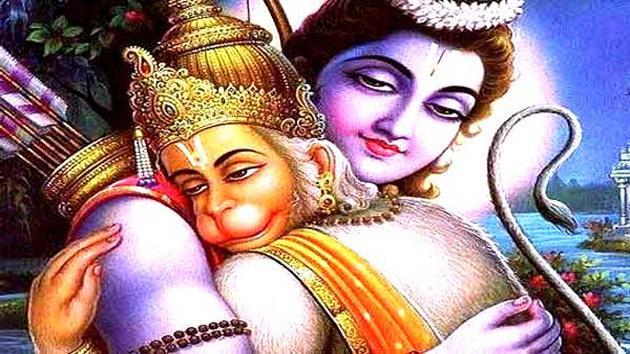 इस तरह रिश्ते में भी हैं भाई, भगवान राम और भक्त हनुमान