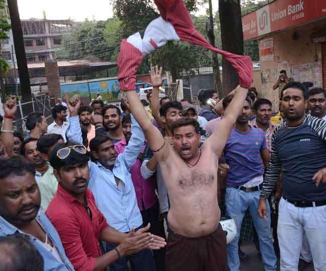 भाजपा और कांग्रेस के बीच सियासत शहर भर में लेकर आई आफत