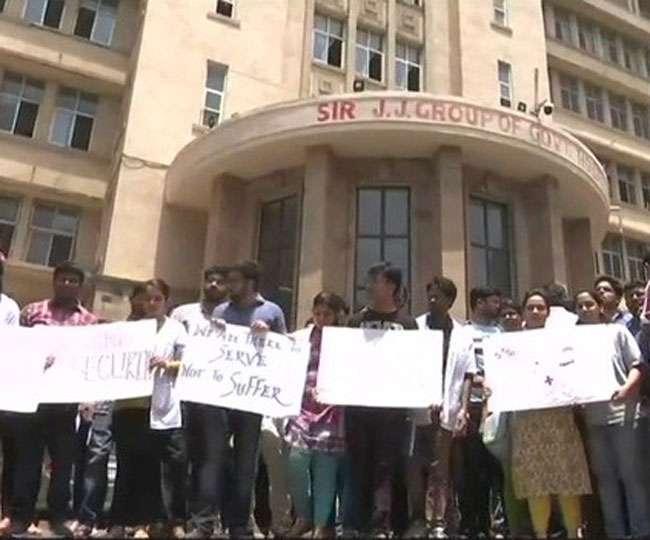 महाराष्ट्र: मरीज की मौत के बाद मारपीट करने पर डॉक्टर्स हड़ताल करने गए