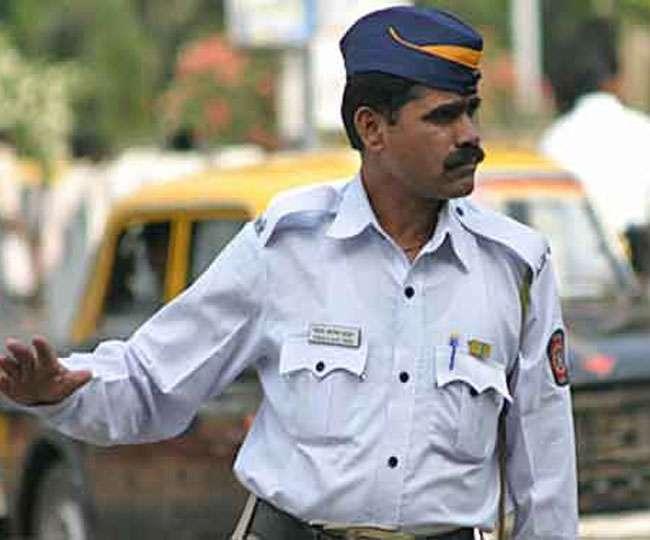 मुंबई ट्रैफिक पुलिस का ट्वीट हुआ वायरल, लोगों ने दी मजेदार प्रतिक्रिया