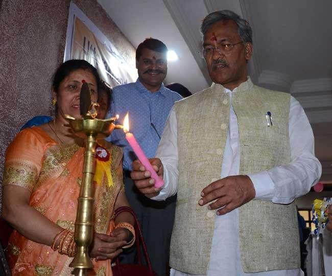 मुख्यमंत्री त्रिवेंद्र सिंह रावत ने बताया- उत्तराखंड को हड़ताली प्रदेश नहीं बनने दूंगा