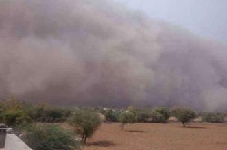 राजस्थान के सीमावर्ती इलाकों में रेत के गुब्बार और बारिश,पाकिस्तान से आया तूफान