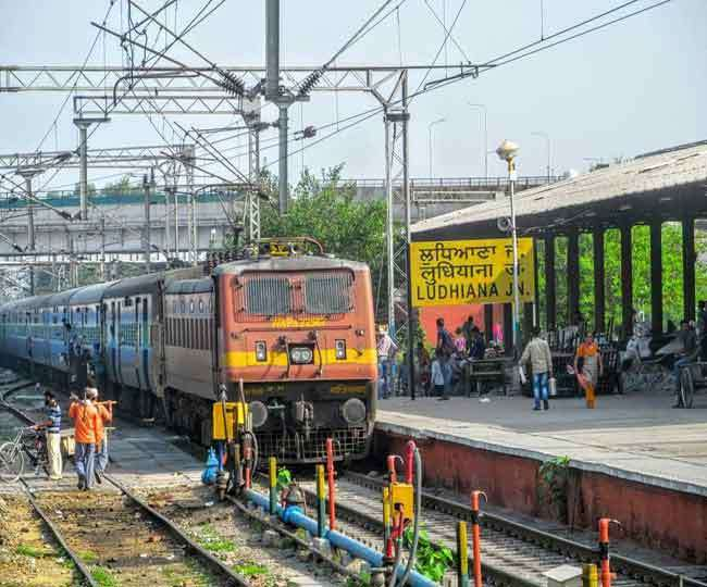 रेड सिग्नल तोड़ ड्राइवर ने ट्रेन पहुंचाई लुधियाना स्टेशन, मचा हंगामा