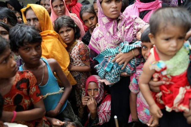 रोहिंग्या चरमपंथियों ने किया था हिंदुओं का नरसंहार: एमनेस्टी
