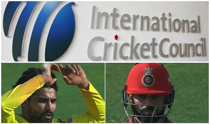 विराट के विकेट के बाद जडेजा के रिएक्शन पर ICC ने भी ली चुटकी