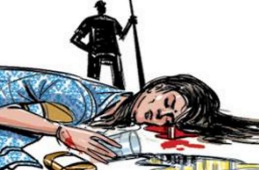 संपत्ति के लिए हैवान बना बेटा, पीट-पीटकर कर की बुजुर्ग मां की हत्या