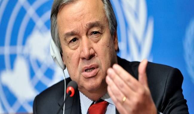 ईरान डील: ट्रंप के फैसले ने बढ़ाई संयुक्त राष्ट्र संघ की चिंता
