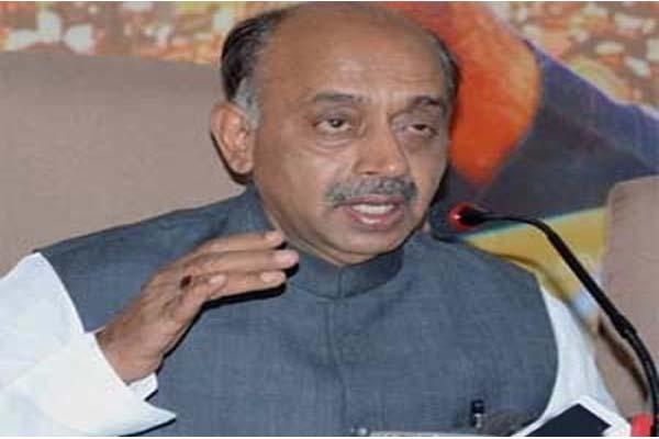 सीसीटीवी लगाने का वादा पूरा नहीं कर सकी दिल्ली सरकार: केंद्रीय मंत्री विजय गोयल