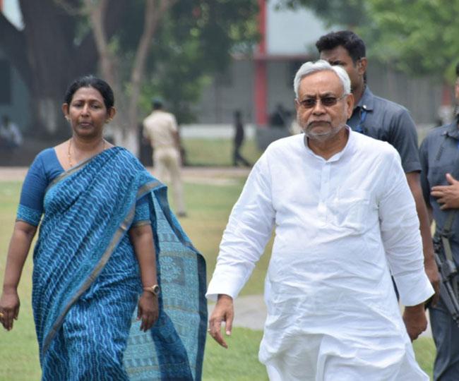 सुपौल पहुँचे मुख्यमंत्री नीतीश कुमार, कई योजनाओं का करेंगे शिलान्यास