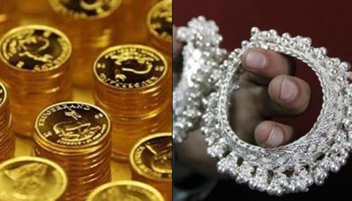 सोना-चांदी एक बार फिर खरीदना हुआ महंगा