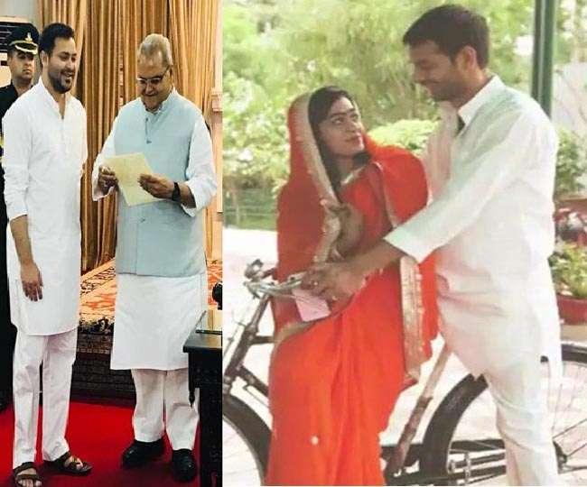 सोशल मीडिया में कर्नाटक का नाटक और तेजप्रताप का इश्क वाला लव...