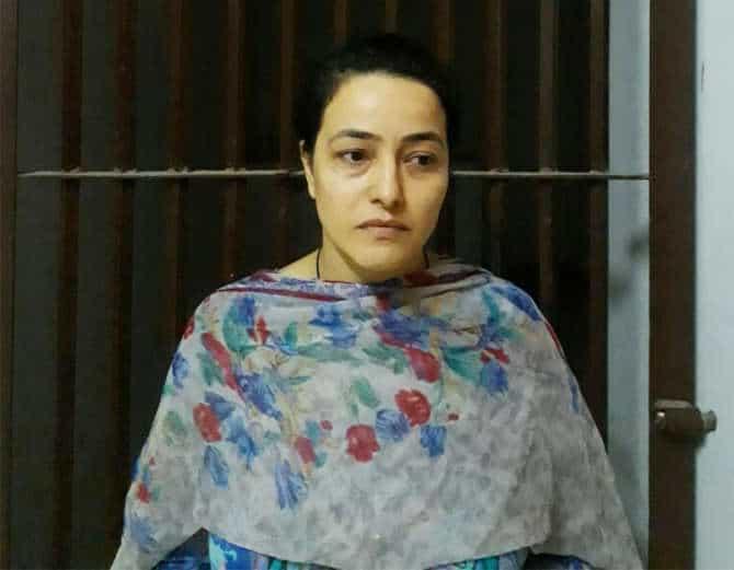 कभी एक इशारे पर हनीप्रीत को मिलते थे डिजाइनर कपड़े, आज जेल में करना पड़ रहा है ये काम