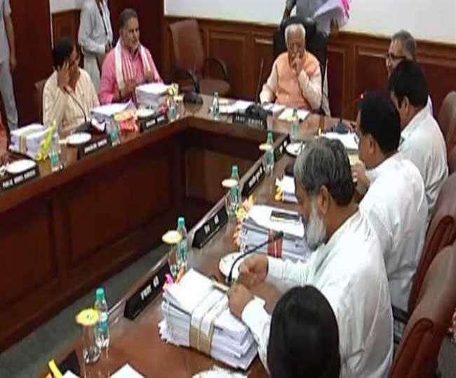हरियाणा में कैबिनेट की बैठक आज, अवैध कामर्शियल बिल्डिंग वैध करने की नीति पर लगेगी मुहर