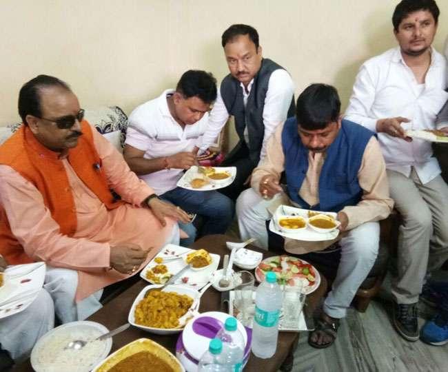 BJP प्रदेश अध्यक्ष अजय भट्ट ने कुछ इस तरह मनाया अपना जन्मदिन