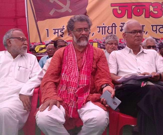 दीपंकर भट्टाचार्य ने कहा-भाजपा को हटाने के लिये सभी विरोधी दलों के साथ आने को तैयार