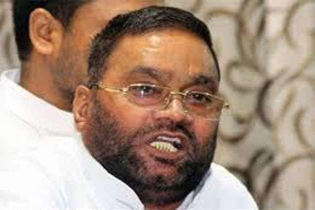 मंत्री स्वामी प्रसाद ने जिन्ना को बताया महापुरुष