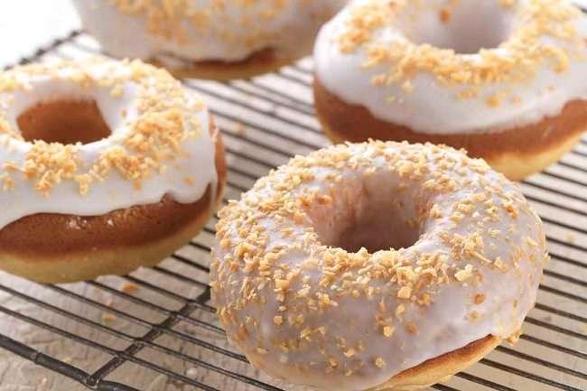 घर पर ऐसे बनाएं रेस्टोरेंट जैसे डोनट