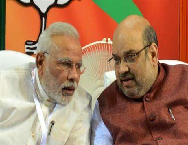 वाराणसी: PM मोदी की मौजूदगी में 30-31 को चुनावी बिगुल फूकेंगे अमित शाह