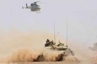 """भारतीय सेना ने """"एयर कैवेलरी """"अवधाराणा का किया परीक्षण"""