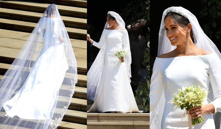 ब्रिटिश शाही परिवार की बहू की वेडिंग ड्रेस से है भारत का खास कनेक्शन