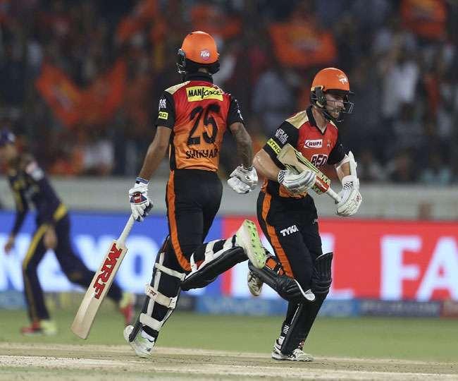 KKR ने हैदराबाद को 5 विकेट से हराकर प्लेऑफ में बनाई जगह