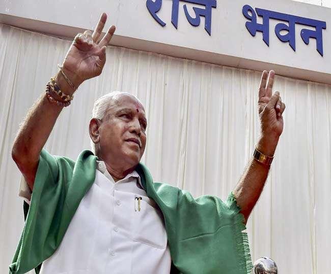 सियासी घामासान के बीच आज खत्म होगा कर्नाटक का 'नाटक', इस तरह बच सकती है येद्दयुरप्पा की कुर्सी