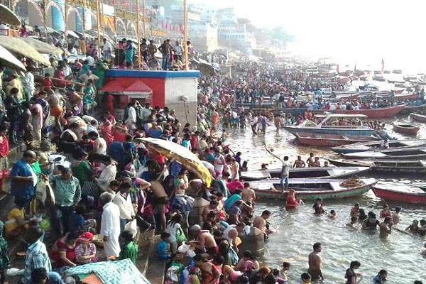 24 मई को है गंगा दशहरा , इस दिन स्नान से पापों से मिलती है मुक्ति