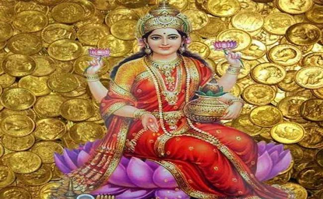 माँ लक्ष्मी जी की कृपा, इन 5 राशि वालो की चमक जाएगी किस्मत