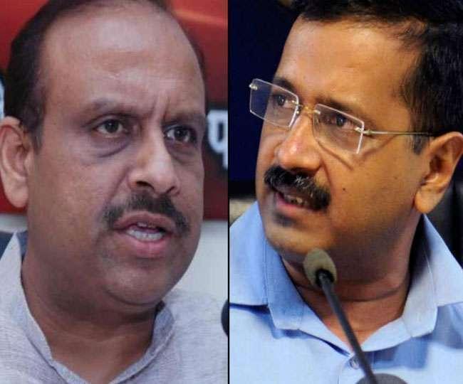 भाजपा नेता का बड़ा ऐलान, 2019 का लोकसभा चुनाव AAP-कांग्रेस मिलकर लड़ेंगे