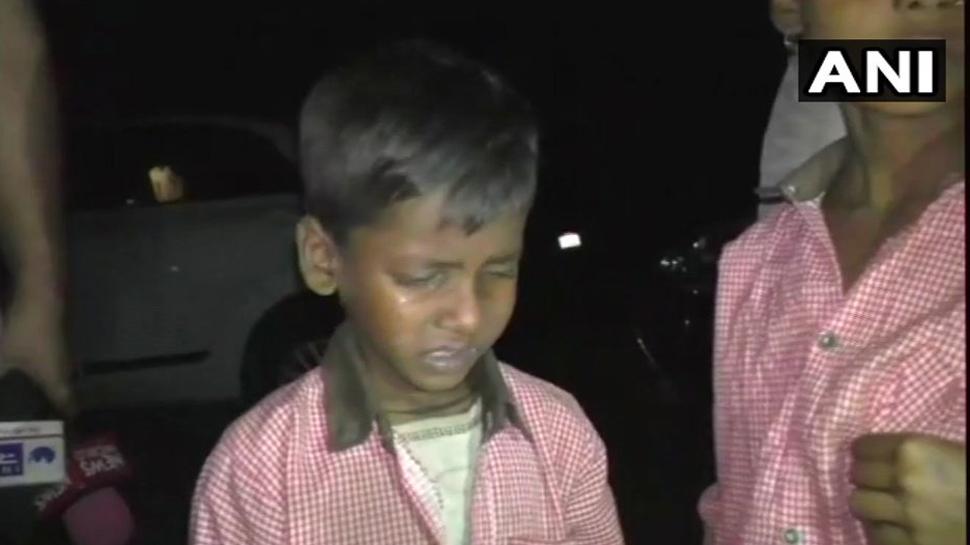 स्कूल की मनमानी, मंत्री के इंतजार भूख से बिलखते रहे बच्चे