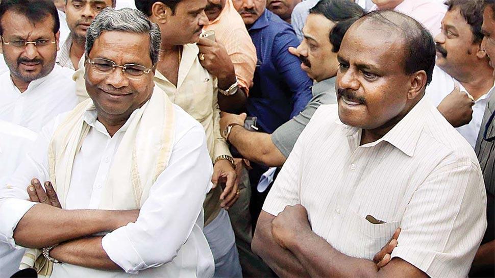 बड़ीखबर: कुमारस्वामी के शपथ से पहले कांग्रेस की बढ़ी मुश्किलें, लिंगायत डिप्टी सीएम बनाने की मांग