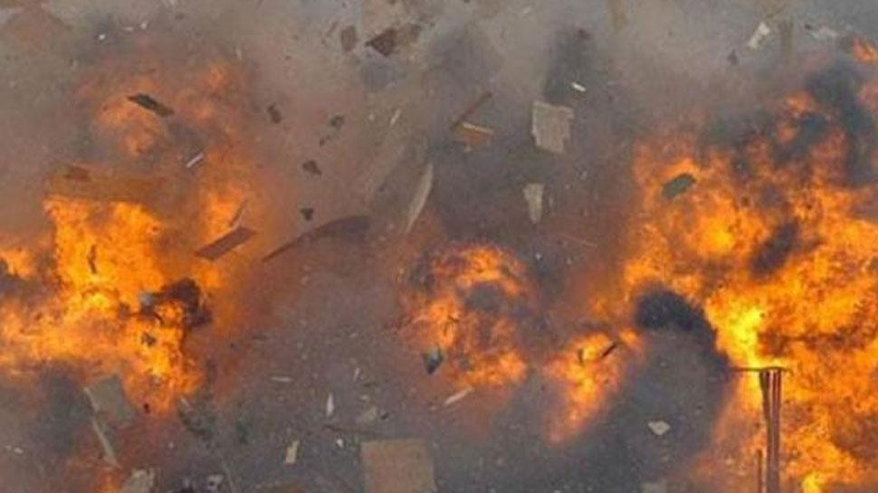 छत्तीसगढ़ के सुकमा जिले में नक्सलियों ने किया IED ब्लास्ट, 1 जवान हुआ शहीद
