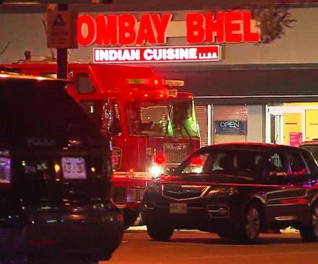 अभी अभी : कनाडा के भारतीय रेस्तरां में हुआ बड़ा धमाका, 15 घायल, 3 की हालत गंभीर