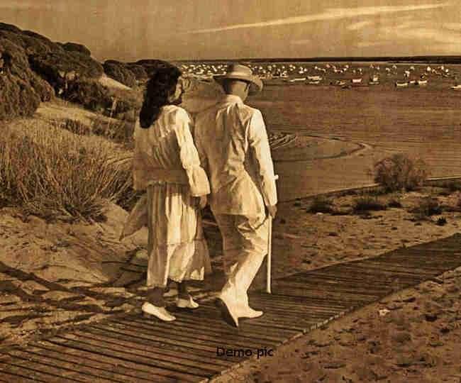 दस हजार चिठ्ठियों में से मिला जीवन साथी, अब ये जोड़ा मनायेगा शादी की 25वीं सालगिरह
