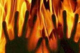 घर में सो रहे 5 लोगों पर पेट्रोल छिड़ककर लगाई आग, मासूम की मौत
