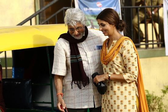 अमिताभ बच्चन की बेटी श्वेता ने Acting में किया डेब्यू, पिता के साथ आएंगी नजर