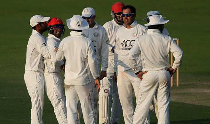 भारत के खिलाफ टेस्ट मैच के लिए अफगान टीम घोषित