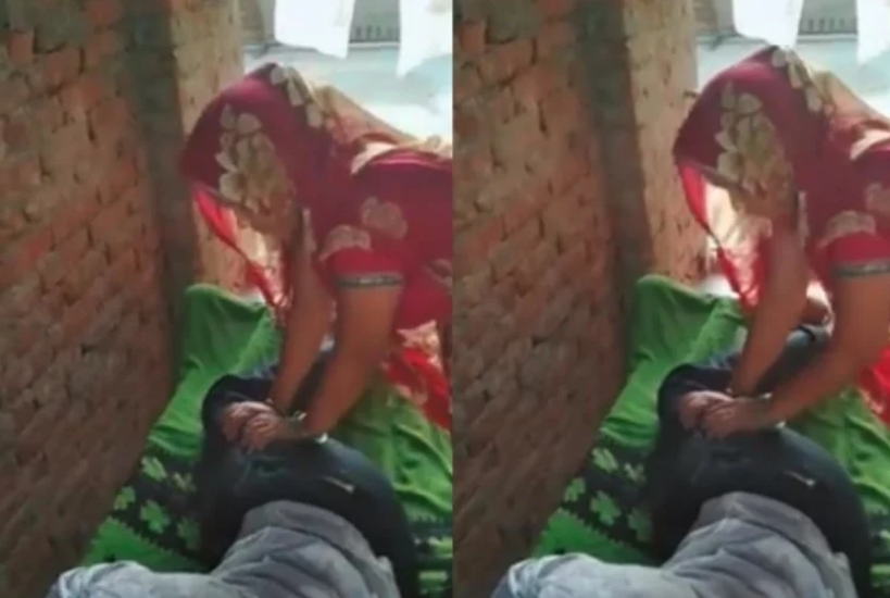 Video: पति के पैर दबा रही थी पत्नी और फिर....कर डाली ऐसी हरकत...