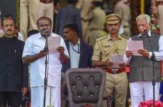 आज कर्नाटक विधानसभा में बहुमत साबित करेंगे कुमारस्वामी