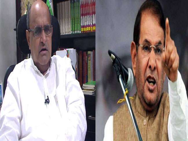 JDU ने शरद यादव की सीट पर जल्द चुनाव की मांग की, तो शरद ने दिया ये जवाब
