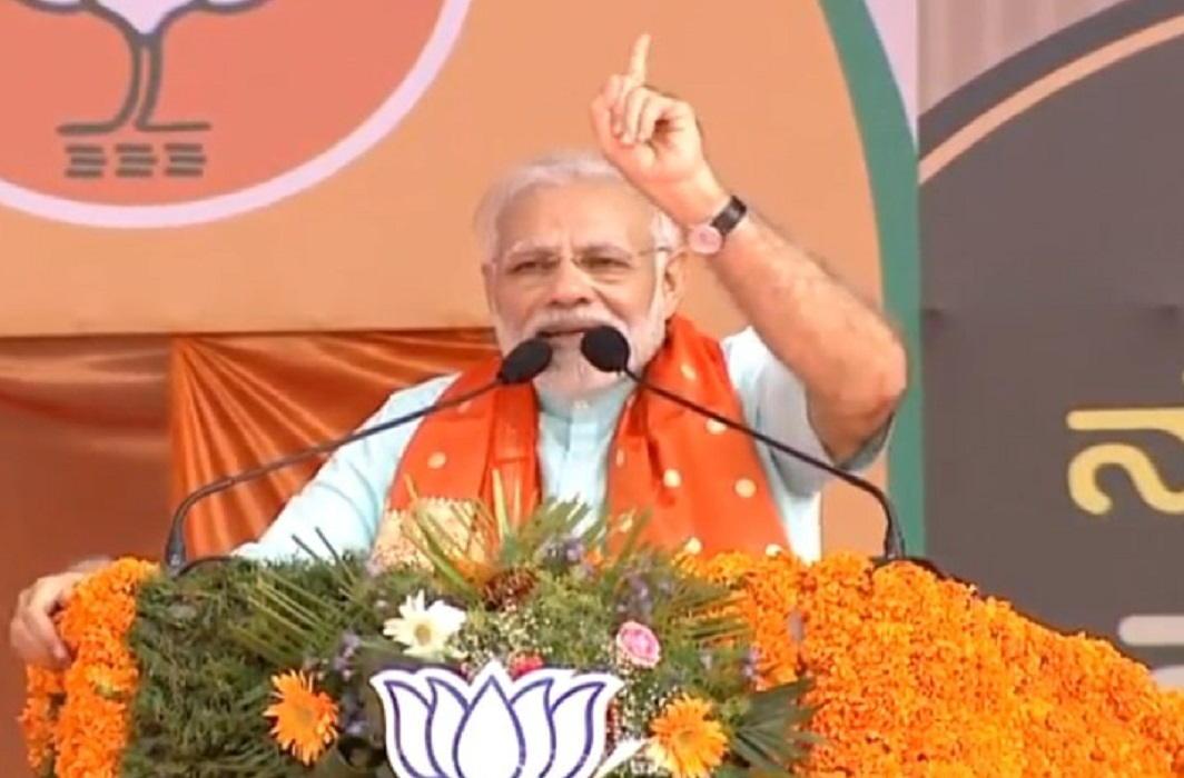 बड़ीखबर : पीएम मोदी की दहाड़ से गूंजेगा पूरा कर्नाटक, आज करेंगे ताबड़तोड़ 4 रैलियों का शंखनाद