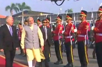 PM मोदी ने की महातिर मोहम्मद से मुलाकात और कही ये बात