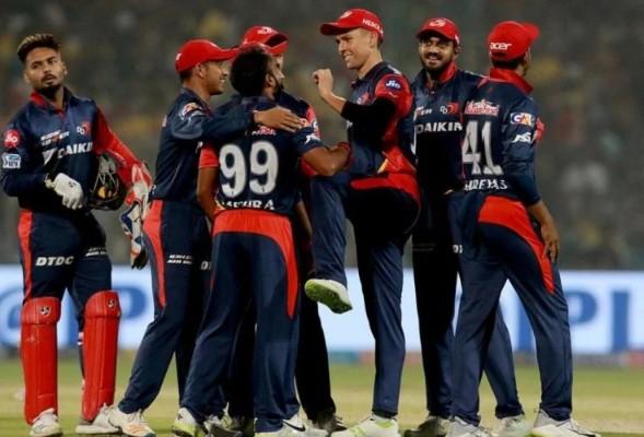 IPL 2018: दिल्ली की 'युवा ब्रिगेड' ने CSK को चटाई धूल, 34 रन से जीता मैच