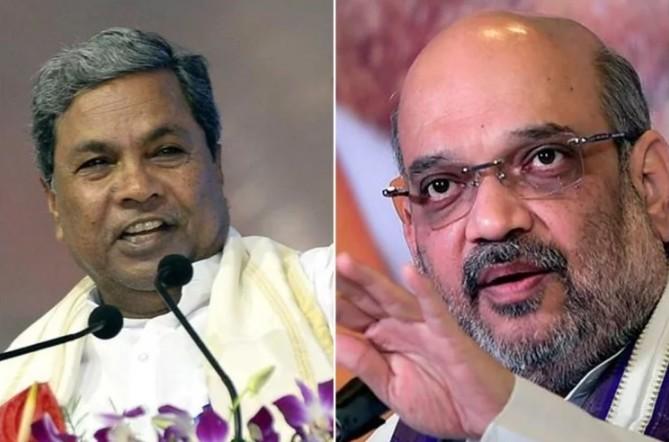 कर्नाटक में चुनाव प्रचार का आज आखिरी दिन,बीजेपी-कांग्रेस ने झोंकी अपनी ताकत