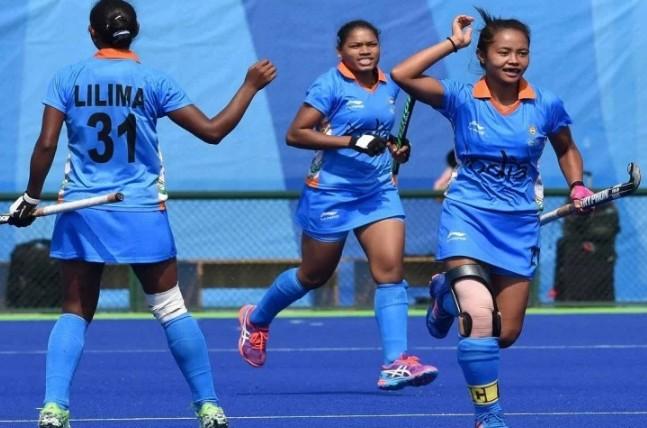 महिला हॉकी टीम ने मलेशिया को हराकर लगाई जीत की हैट्रिक, एशियन चैंपियंस ट्रॉफी में बनाई जगह