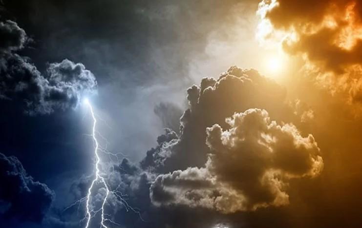 मौसम विभाग की चेतावनी : सात जिलों में अंधड-बारिश के साथ गिरेंगे ओले