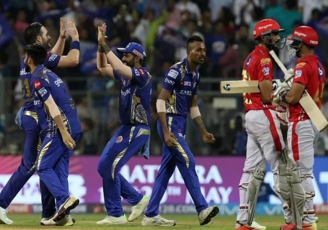 IPL 2018: मंबई की तूफानी गेंदबाजी के सामने पस्त हुए KXIP के योद्धा