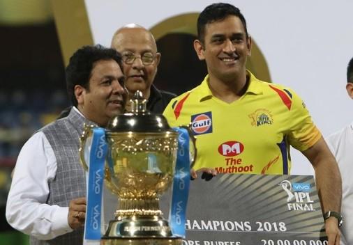 IPL-11 का चैंपियन बनने के बाद कप्तान धोनी ने कही बड़ी बात